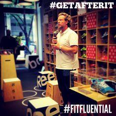 Reebok CrossFit 5th Avenue #FitFluential #GetAfterIt