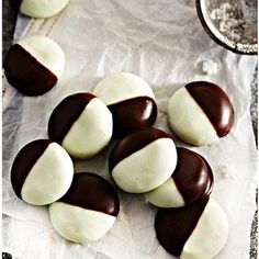 Peppermint Creams recipe - From Lakeland