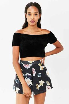 Oh My Love Floral Short