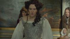 The amazing Alexander Vlahos as Monsieur Philippe Duc D'Orleans in season 1 of the canal+ series Versailles