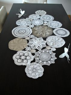 Custom MADE Table Runner Wedding Table Decoration by WHITEStardust, $86.00