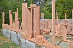 Brikawood : une brique en bois qui se monte par emboitement, sans clous ni vis ni colle   Construire Tendance
