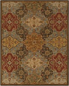 Carrington Traditional   Transitional Green - Traditional - Rugs   lamp   lighting, furniture   accents, home decor   accessories, wall decor, patio   garden, Rugs, seasonal decor,garden decor,patio decor,rugs