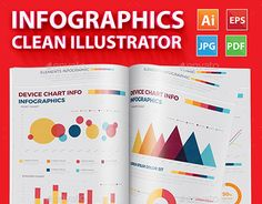 """Check out new work on my @Behance portfolio: """"Infographics Set"""" http://be.net/gallery/48286811/Infographics-Set"""