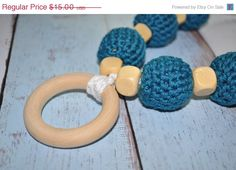 ON SUPER SALE Nursing/Teething Necklace and by BellaHenryBoutique, $12.00 #teething #teethingnecklace  #nursingnecklace