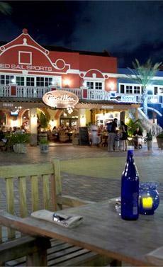 Aruba restaurants