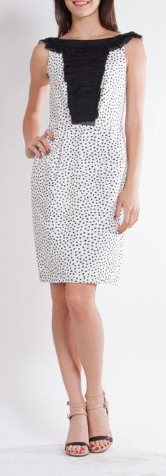 CAROLINA HERRERA DRESS @Michelle Flynn Flynn Coleman-Hers