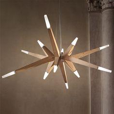 Masiero Flashwood LED Pendelleuchten