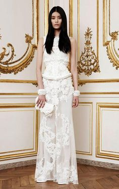 Givenchy couture by Riccardo Tisci