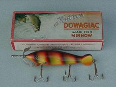 1000 images about antique lures on pinterest antique for Fishing equipment for sale on craigslist