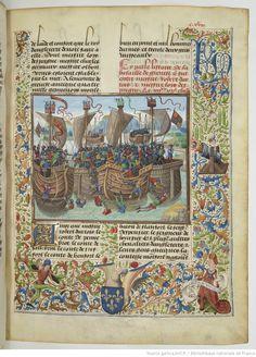 « Chroniques sire JEHAN FROISSART ». Folio 259