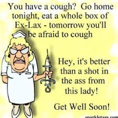 Get well soon.... Ha ha lmao