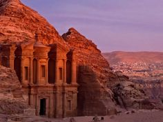 26 Ancient Ruins to see in your lifetime. Petra, Jordan