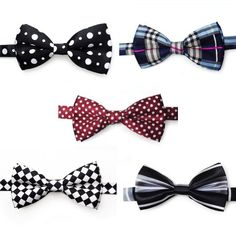 TOPTIE Mens Stylish 5in1 Adjustable Bow Tie Collection - Various Designs SET12 * Find out more details @