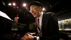 Jeff Goldblum, leader of the Mildred Snitzer Orchestra, opening at the Café Carlyle on Tuesday, says he could have seen himself as a full-time musician rather than an actor.
