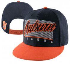 Auburn Tigers  47 Brand Kelvin Adjustable Snapback Hat  21.95 Made By  47  Brand Head bf546fb3d292