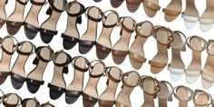 This New Shoe Brand Has 10 Different Shades of Nude Heels