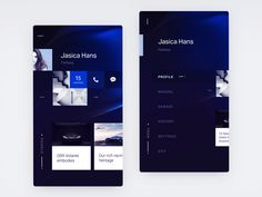 aston_martin_by_gleb - Best UI UX Design of February 2017
