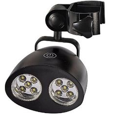 Night time BBQ's & Spring is here. Be safe & ready with Barbecue Grill Light.