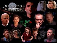 Kindred: The Embraced - TV series - stars Mark Frankel, Mark Frankel, and oh - did I mention Mark Frankel?
