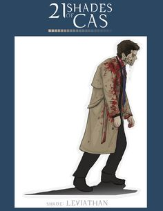 21 Shades of Cas ~ leviathan by Sempaiko on deviantART