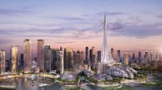 Dubai's The Tower at Dubai Creek Harbour set to be the world's tallest building