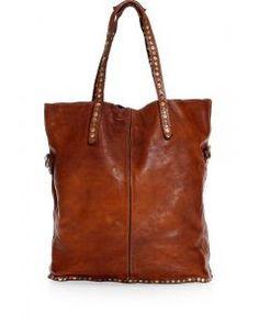 ♥︎ Campomaggi - Shopper olkalaukku >> www.dots.fi