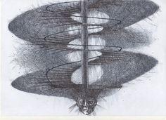 Tarik Berber | Drawings for an Animation
