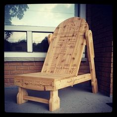 This Is The Adirondack Chairs You've Been Looking For [pic]