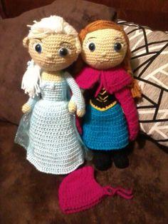 Version Elsa y Ana (frozen)
