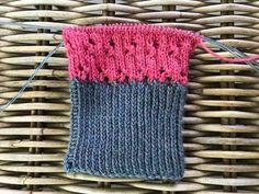 Socks: Don't Magic Loop Without This Tip - Mason-Dixon Knitting Magic Loop, Knitting Socks, Fingerless Gloves, Arm Warmers, Knit Crochet, Tips, Mom, Modern, Stitches