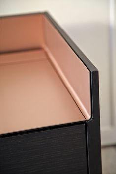 Stockholm meeting room cabinet in copper / ORDER NOW FROM SPACEIST