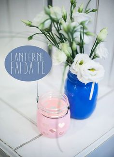 Diy Lantern, Easy Home Decor, Video, Diy Tutorial, Ph, Table Decorations, Watch, Simple, Youtube
