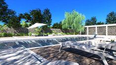 Progetto piscina: ecco la guida definitiva | BibLus-BIM Outdoor Decor, Container, Home Decor, Aperture, Interior Design, Home Interior Design, Canisters, Home Decoration, Decoration Home