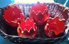 Kerti dekor tulipánok Pottery, Clay, Ceramics, Crochet, Ceramica, Clays, Ceramica, Pottery Marks, Ganchillo