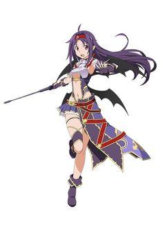 Yuki / Sword Art Online series