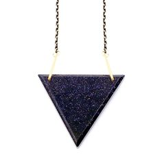 product image for Galaxy Triangle Necklace