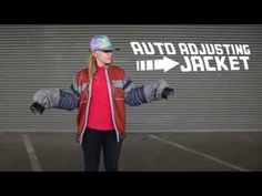 Back to the Future Part II : Auto-adjusting Jacket - All