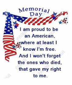 happy Memorial Day weekend everyone! I <3 all my pinners!