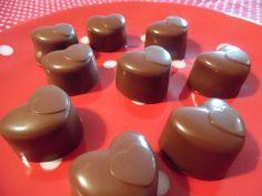 Cioccolatini con sorpresa senza glutine