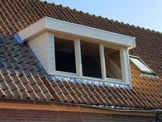 Cottage Windows, Attic Bedrooms, Attic Spaces, 2nd Floor, Lofts, New Room, Home And Living, Home Projects, Facade