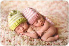 I love twins! <3