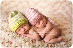 newborn twin photography poses - Google Search