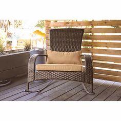 Classic Muskoka Chair with Rocker Bottom