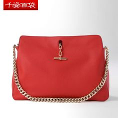 Free Shipping Chain bag 2012 women's fashion handbag shoulder bag messenger bag b21078  hot. $90.36