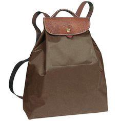 Longchamp Le Pliage Backpack Taupe #Handbags#jewellery|#jewellerydesign}