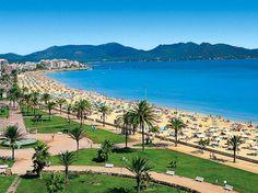 Mallorca - allsun Hotel Mar Blau