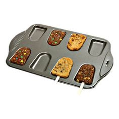 Norpro Cake-Sicle Pan with Sticks...so cute!  and great price.