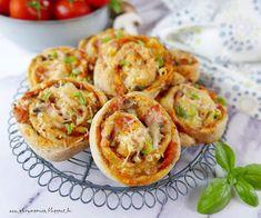 Taco Pizza, Mozzarella, Baked Potato, Shrimp, Bacon, Potatoes, Ethnic Recipes, Fitt, Drinks