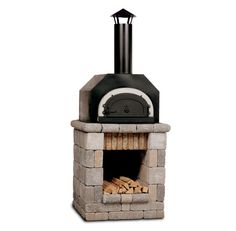 General Shale|The Old World 500 Wood Fire Oven Outdoor Living